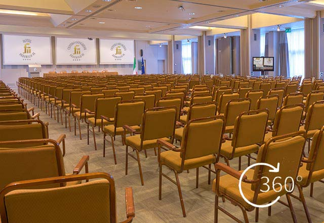 Centro Congressi Virtual Tour