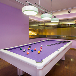 Pool Room Hotel in Jesi